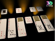 3D Solitaire