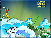 Scooby Doo's Big Air 2 Curse of the Half Pipe