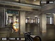 Hot Shot Sniper