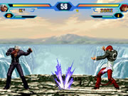 King Of Fighters Wing