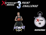Xtreme Medical 3 Point Challenge