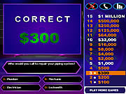 play who wants to be a millionaire online games. Black Bedroom Furniture Sets. Home Design Ideas