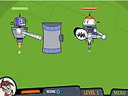 Battle of the Futurebots