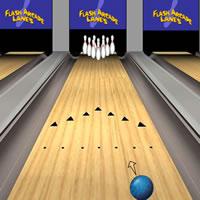Bowling Flash