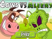 Cows Vs. Aliens