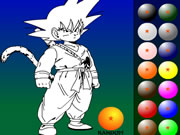 Dragon Ball Z Painting