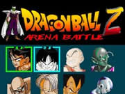 DragonBall Z- Arena Battle English
