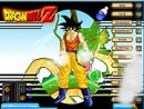 Dragonball Z Dress Up