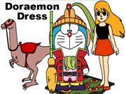 Dress Doraemon