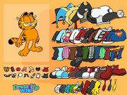 Dress Up Garfield