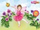 Fairy At The Garden