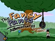Fancy Pants Adventure Sneak Peak