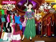 Masquerade Girl