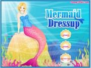 Mermaid Dressup