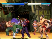 Mortal Kombat vs Streetfighter