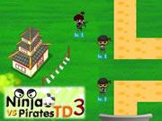 Ninjas vs Pirates 3