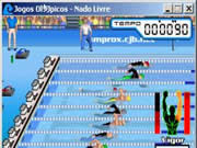 Olympic Games: Freestyle Swimming
