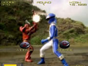 Power Rangers-Operation Overdrive
