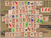 Shisen Mahjongg Solitaire