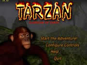 Tarzan-Guardian Of Earth