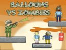 Spaceman vs Zombies