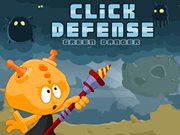 Click Defense Green Danger