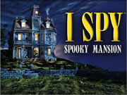 I SPY Spooky Mansion
