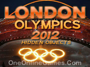 London Olympics 2012 - Hidden Objects