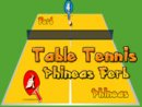 Table Tennis Phineas Ferb