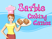Barbie Cooking Games