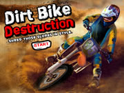 Dirt Bike Destruction