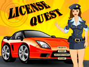 Driving License Quest