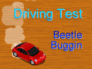 Driving Test Beetle Buggin