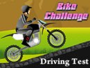 Driving Test Bike Challenge