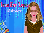 Jennifer Lopez Makeover