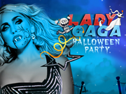 Lady Gaga Halloween Party
