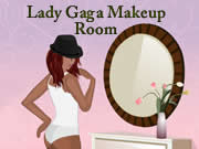 Lady Gaga Makeup Room