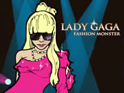 Lady Gaga's Fashion Monster