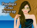 Penelope Cruz Dress up