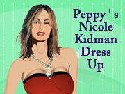 Peppy's Nicole Kidman Dress Up