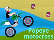 Popeye motocross