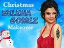 Selena Gomez Christmas Makeover