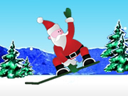 Snowboard Santa Download