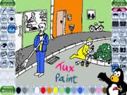 Tux Paint Portable