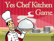 Yes Chef Kitchen Game