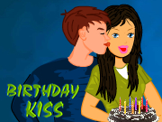 Birthday Kiss