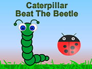 Caterpillar Beat The Beetle