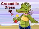 Crocodile Dress Up