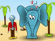 Elephant Strange Love