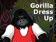 Gorilla Dress Up